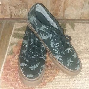 e5599d2f92 Vans Shoes -  SALE  Vans pot leaf sneakers.